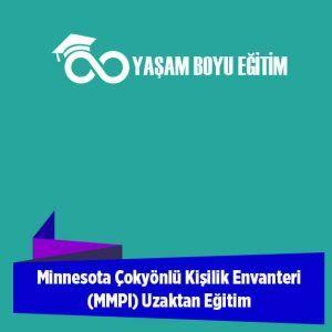 Minnesota Çokyönlü Kişilik Envanteri (MMPI) Uzaktan Eğitim